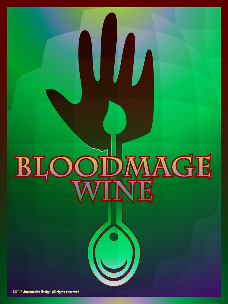 Image of BloodMage Wine