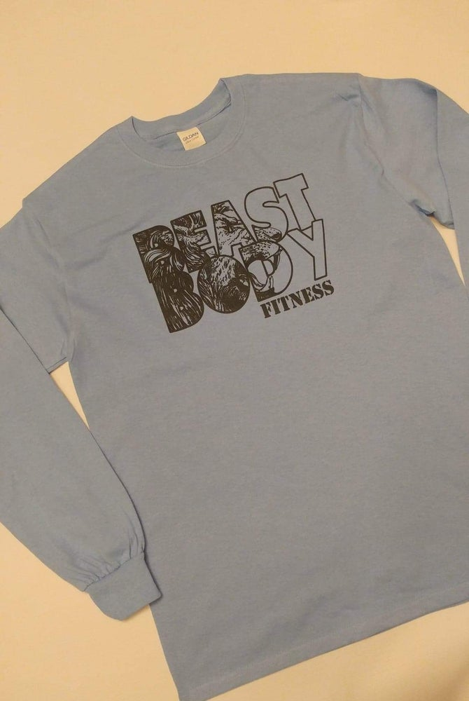 Image of Beast Swag long sleeve
