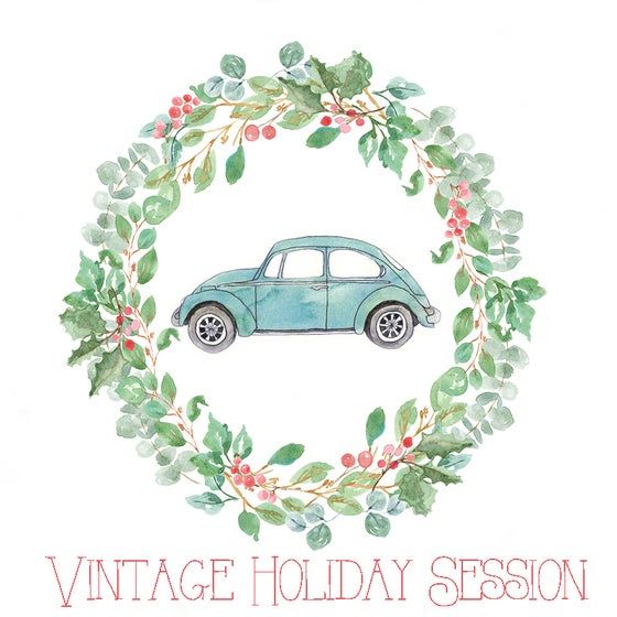 Image of Vintage Holiday Minis