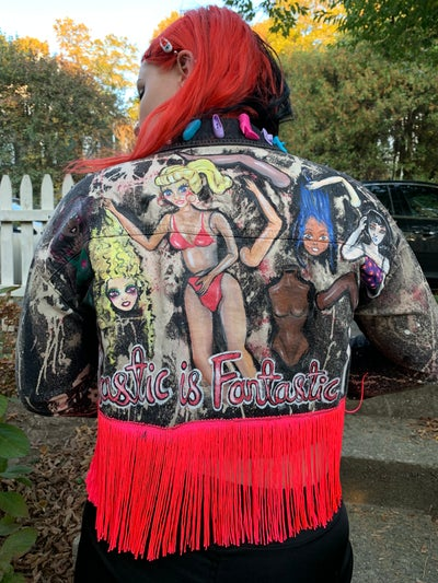 Image of Doll Parts Jacket