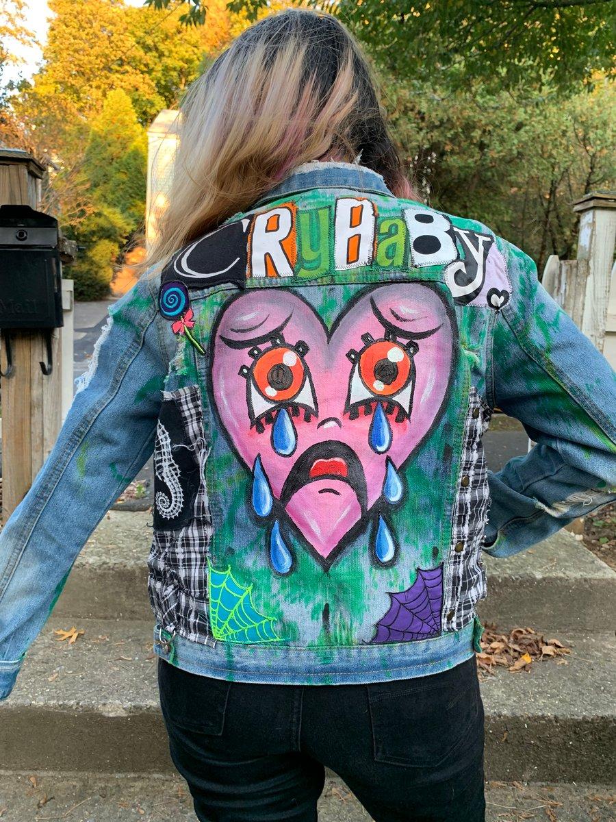 Image of Crybaby Jacket