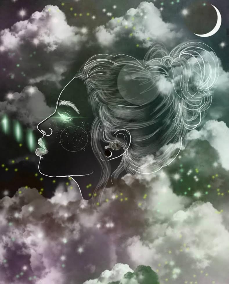 Image of  She Speaks To The Stars