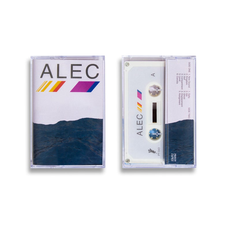 Image of Alec - Limited Edition Cassette