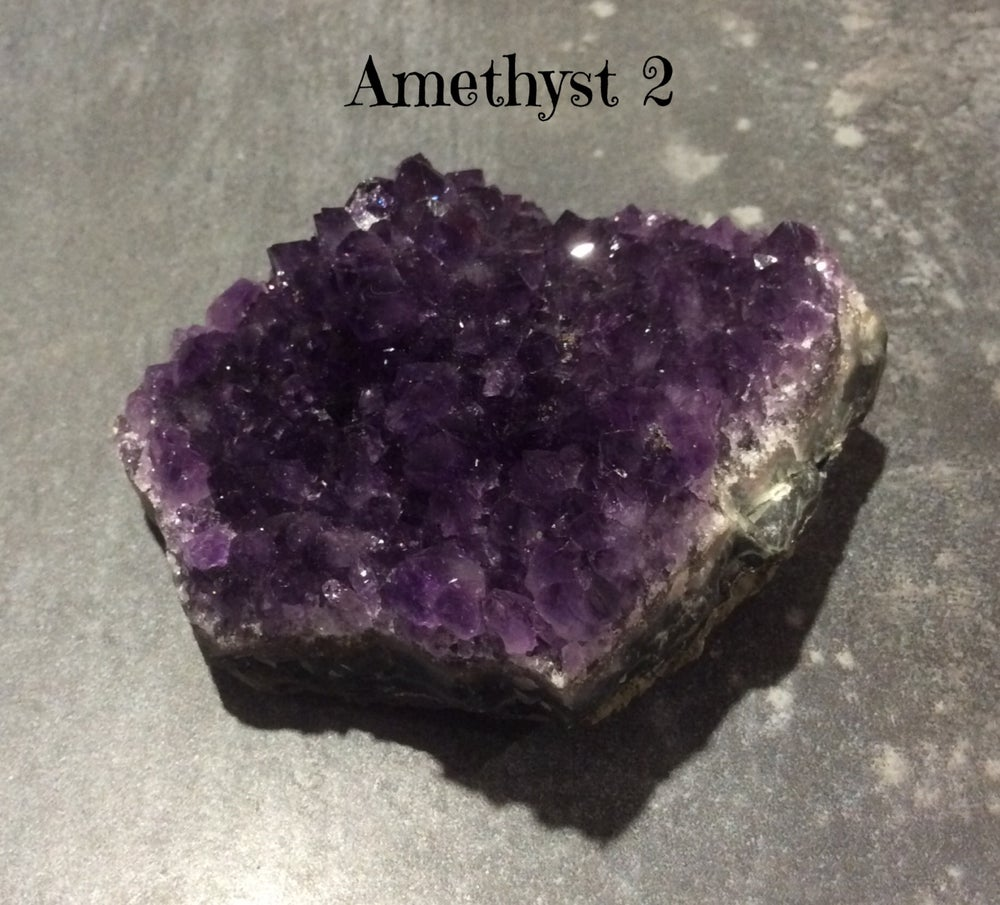 Image of Amethyst Clusters