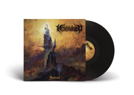 Image of Horrified • Sentinel (Black Vinyl)