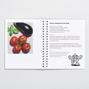 Image of Mix and Blend - The Recipe Book