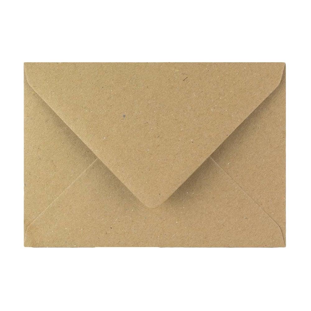 Image of Carte JEANNE (avec dorure & enveloppe)