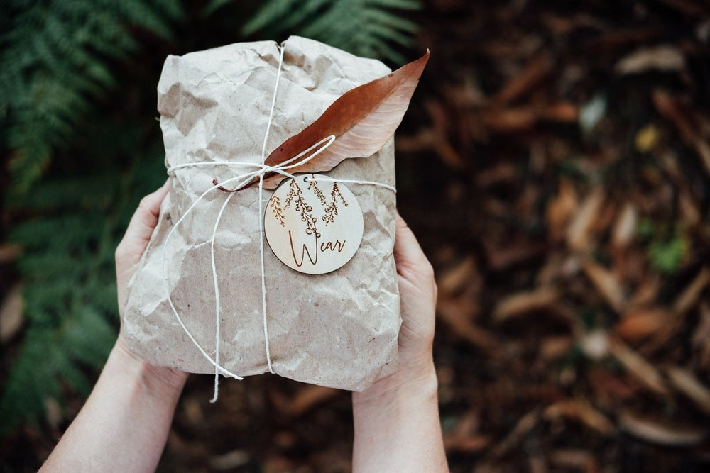 Image of [WANT, NEED, WEAR, READ] GIFT TAGS | WILDFLOWER DESIGN