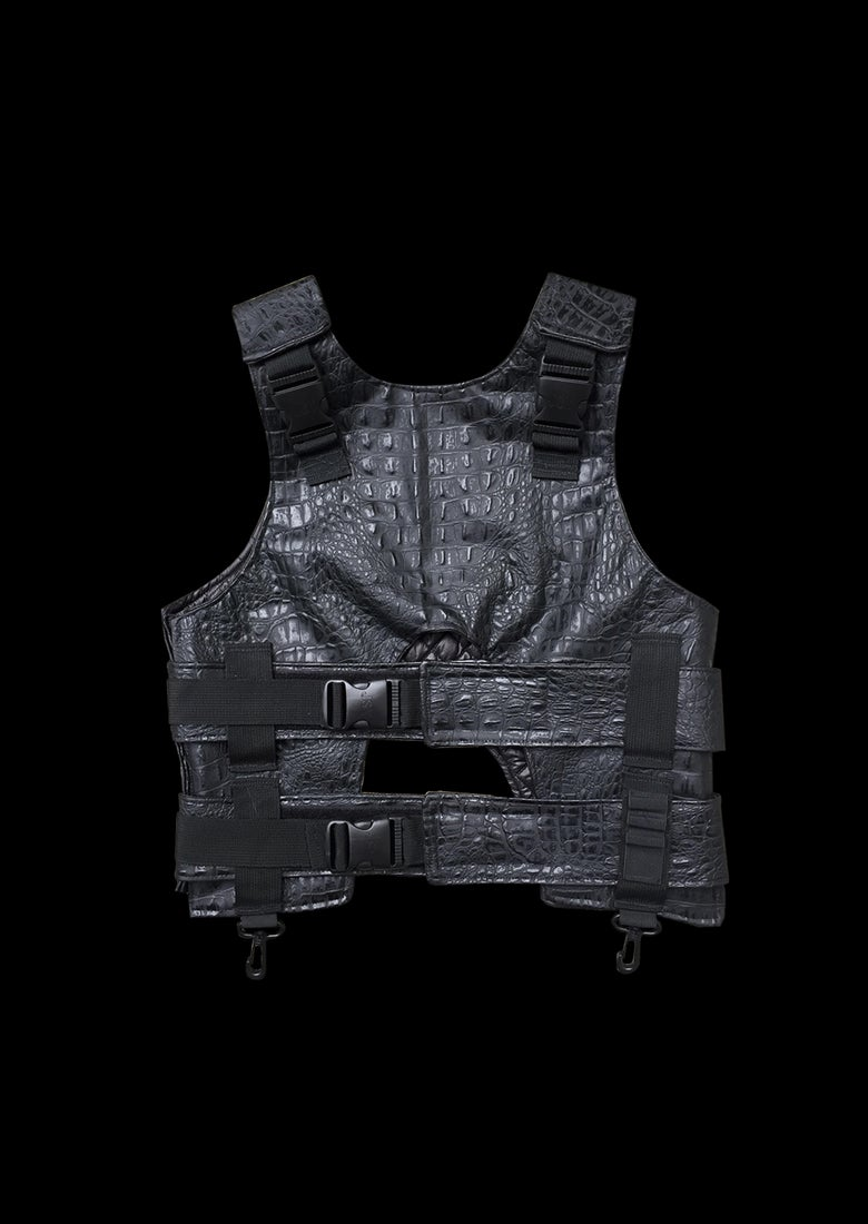 Image of CROCO SAIYEN VEST