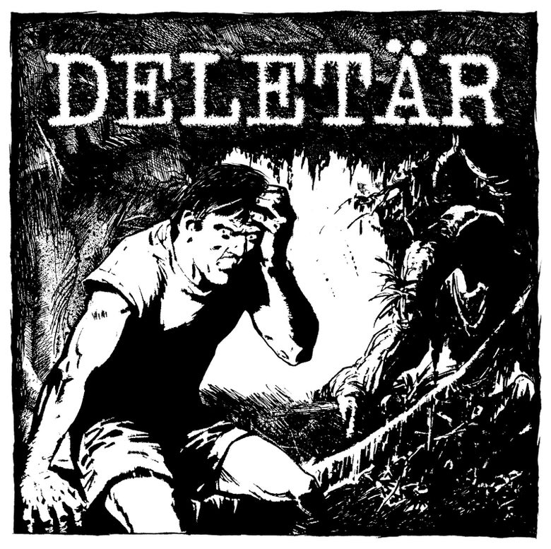 Image of DELETÄR 12""