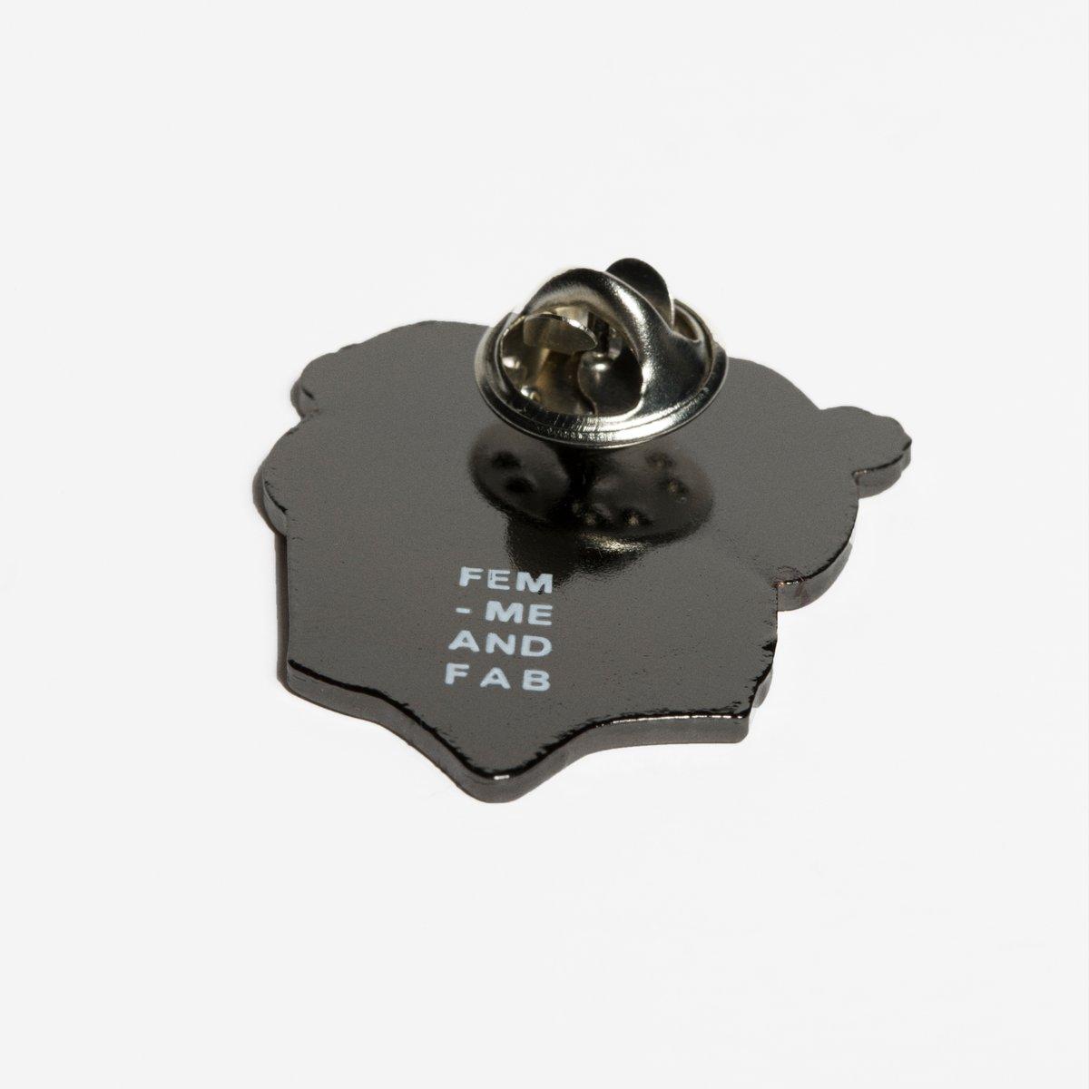 Image of Amalie pin