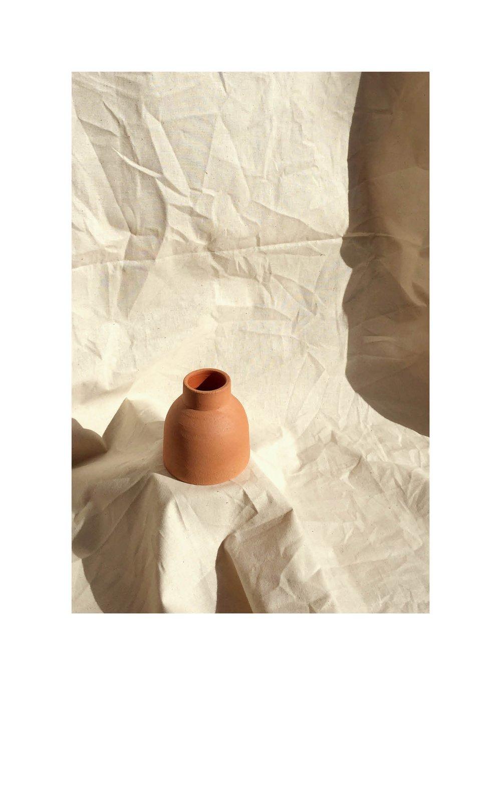 Image of Little Terracotta Vase