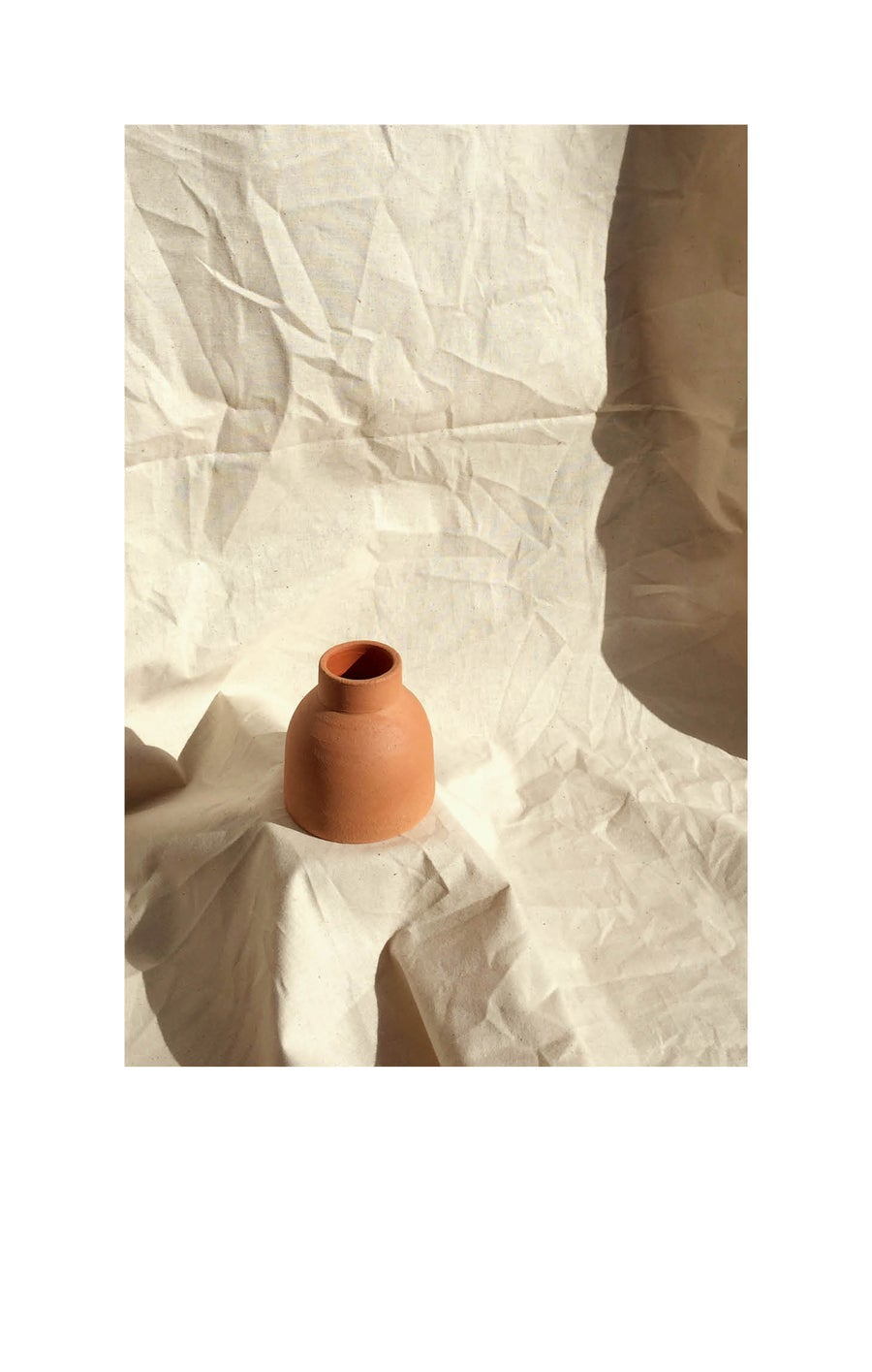 Image of Little Terracotta Vase
