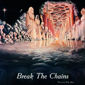 Image of Jake Hottell - Break The Chains - LP (Spacetalk)