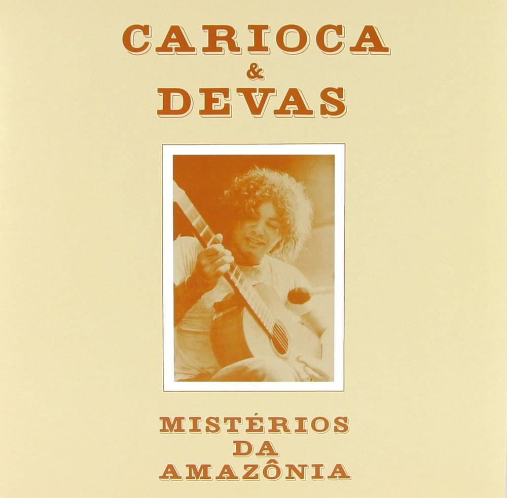 Image of Carioca & Devas - Misterios Da Amazonia - LP (Altercat)