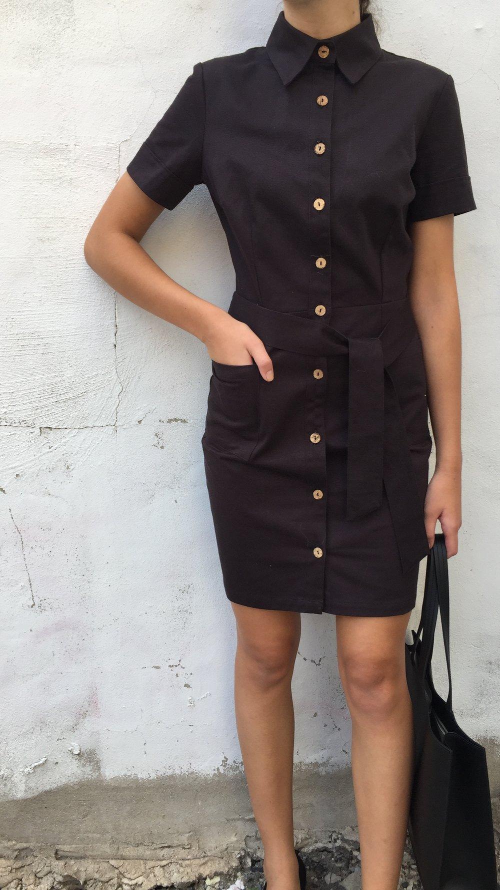 Image of Stellapop Shirtdress