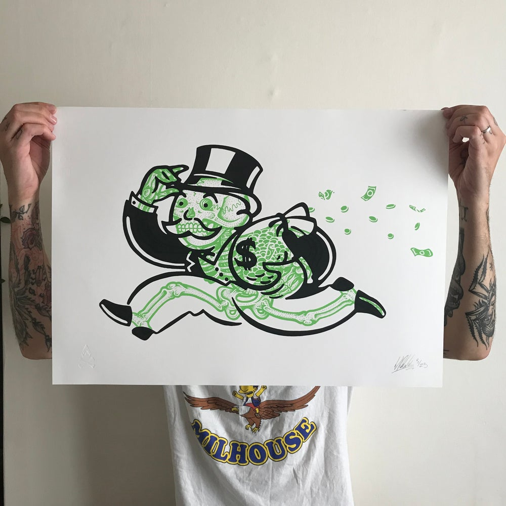 Image of Bonopoly Man Green AP