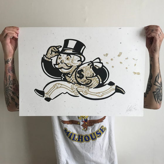 Image of Bonopoly Man Gold AP