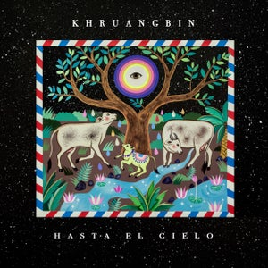 "Image of Khruangbin - Hasta El Cielo (Con Todo El Mundo In Dub) - LP+7"" (NIGHT TIME STORIES))"