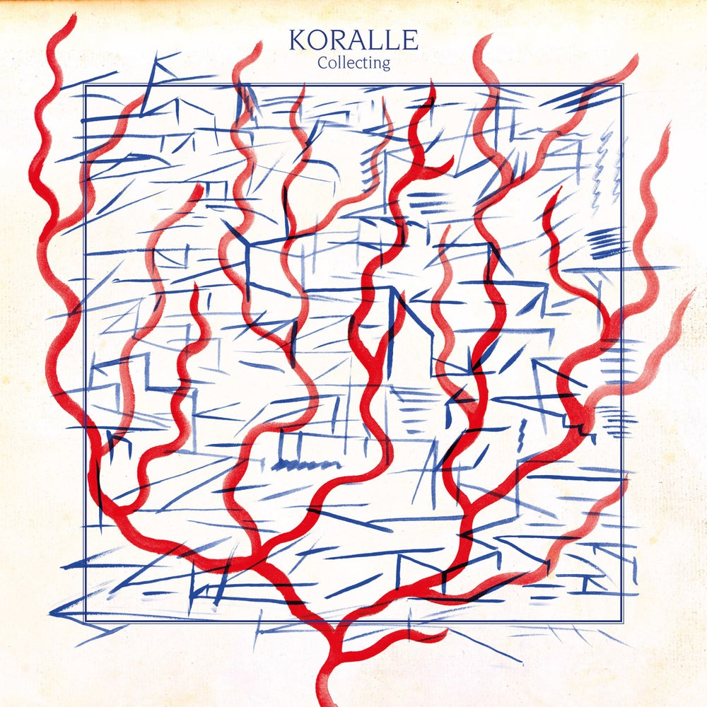 Image of Koralle - Collecting - LP (Melting Pot)