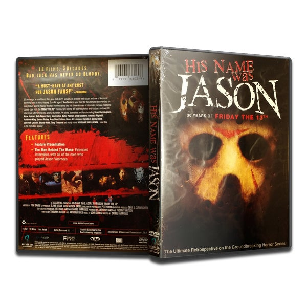 Image of His Name Was Jason (DVD)