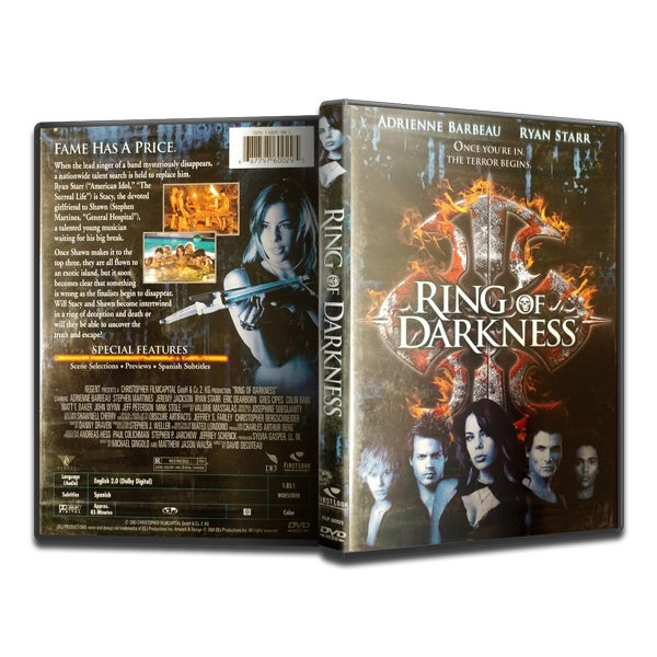 Image of Ring of Darkness (DVD)