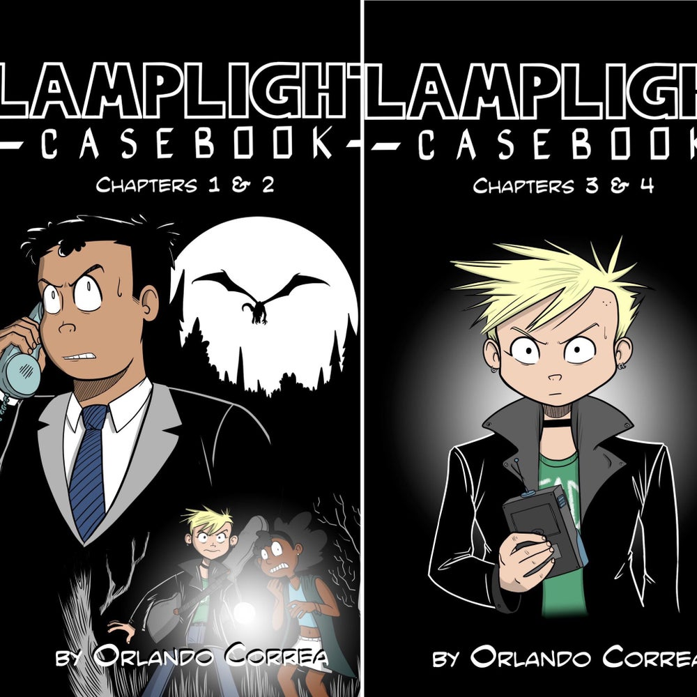 Image of LAMPLIGHT COMBO PACK