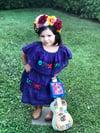 Vestido Mexicano-Kids