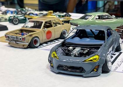 Image of Your Own Custom Car Model - 1/24