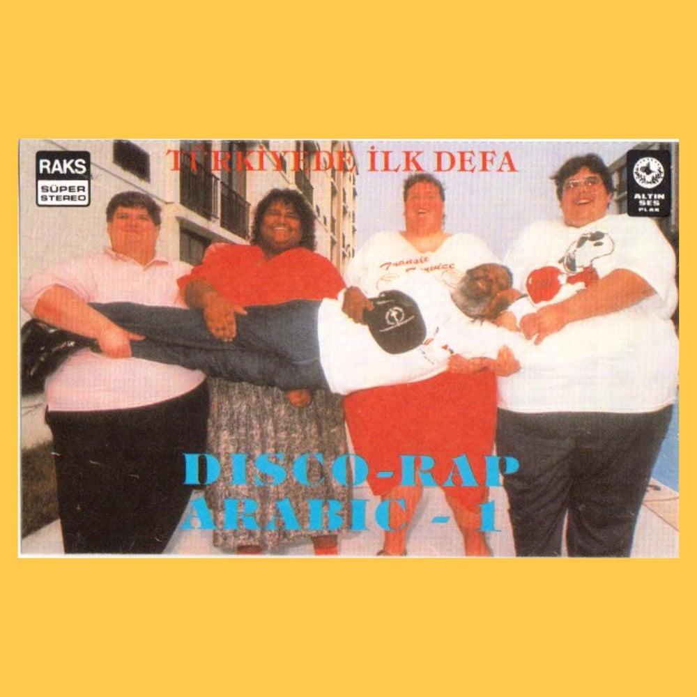 Image of VA - Disco Rap Arabic 1