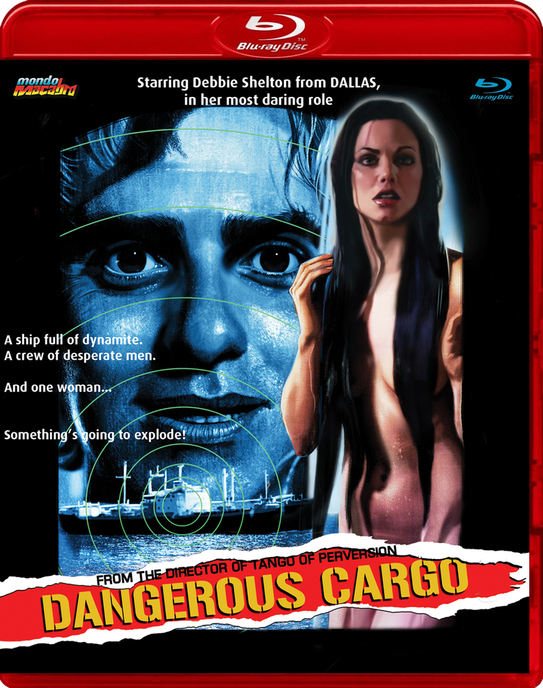 Image of DANGEROUS CARGO - Red Case Limited Edition