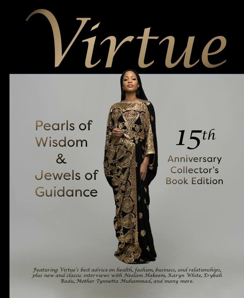 Image of Virtue Collector's Book Edition