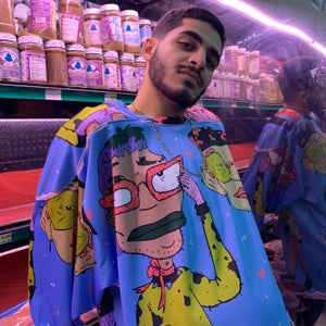 "Image of SOLD OUT! Pre-Collection ""Kawaii Boys"" Baggy Top"