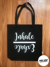 Inhale/Exhale Tote