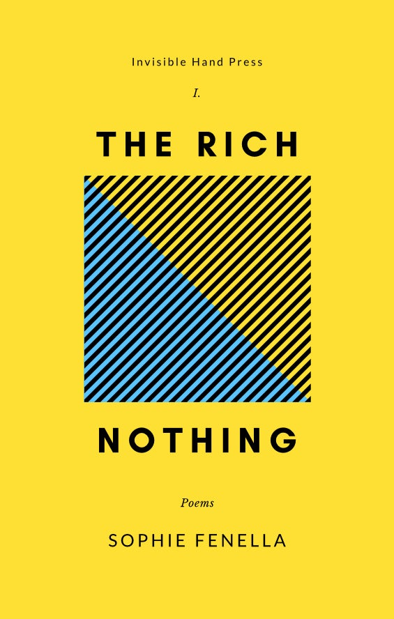 Image of The Rich Nothing by Sophie Fenella