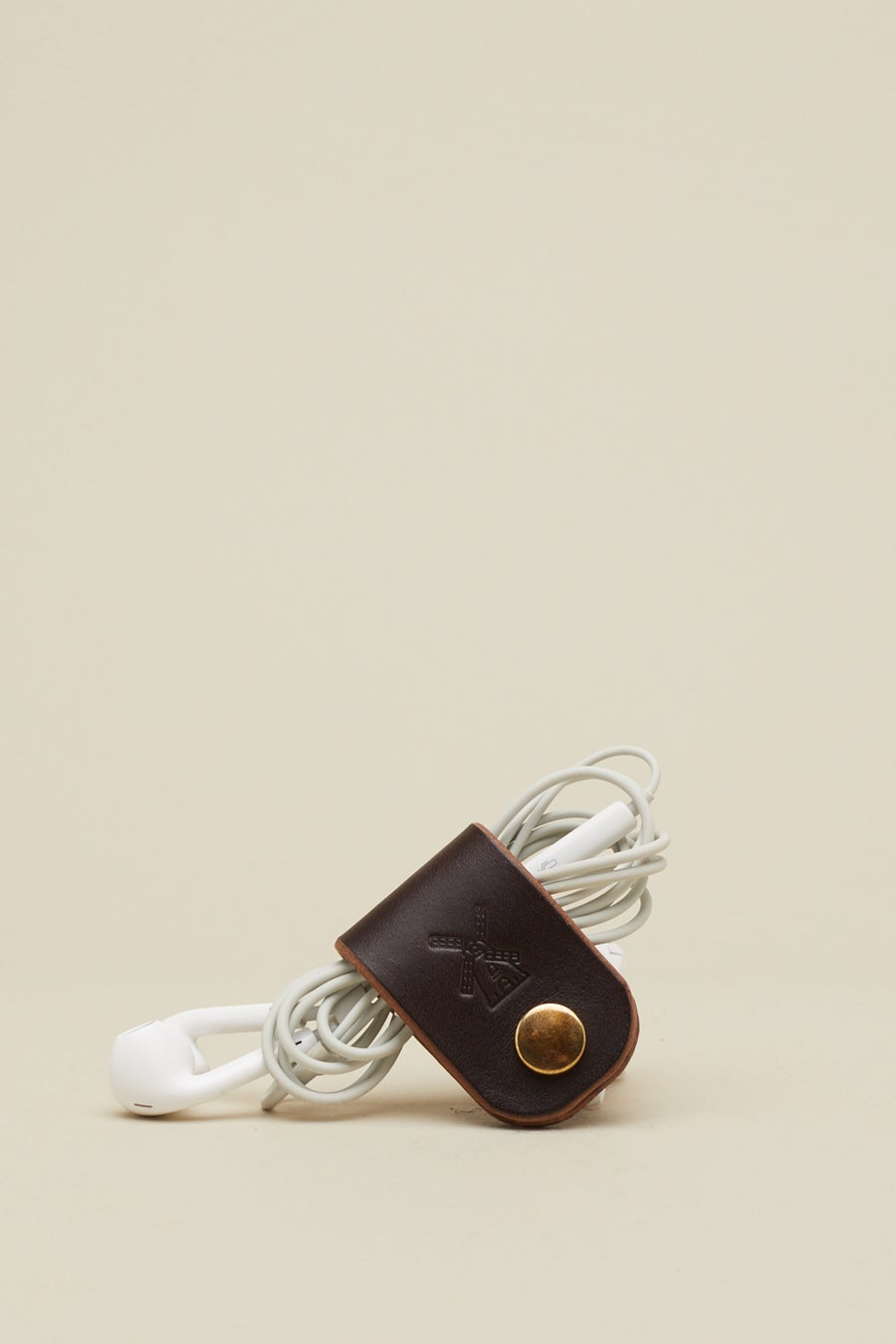 Image of Earphone Holder in Walnut