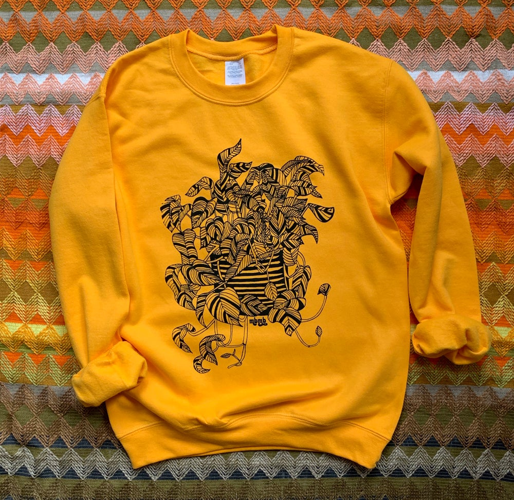 Image of Houseplant Sweatshirt - Unisex