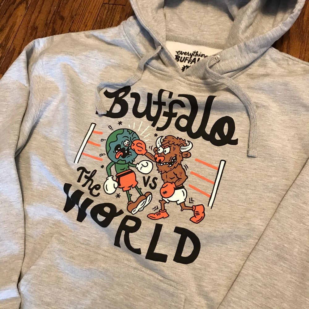 Image of Buffalo VS the World Hoodie