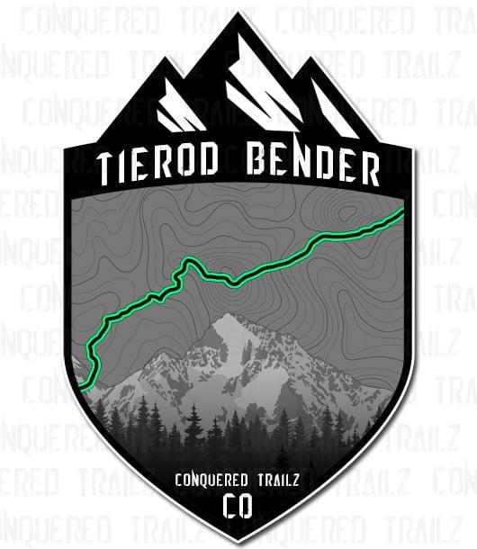 "Image of ""Tierod Bender"" Trail Badge"