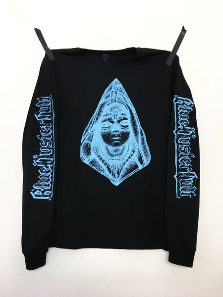 Image of XS/XL - FIRE OF UNKNOWN ORIGIN *BLACK/BLUE*