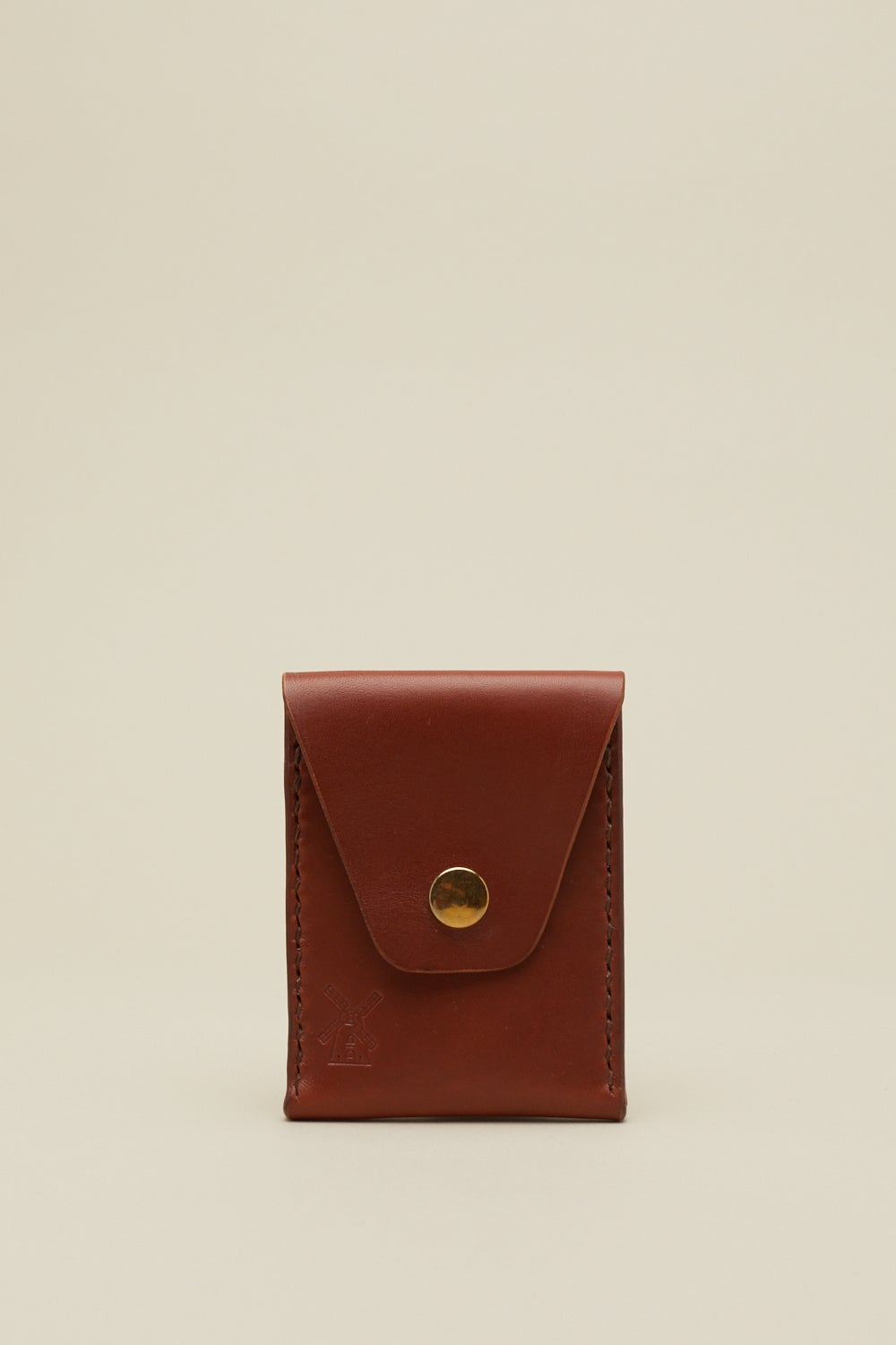 Image of Card Pouch in Mahogany