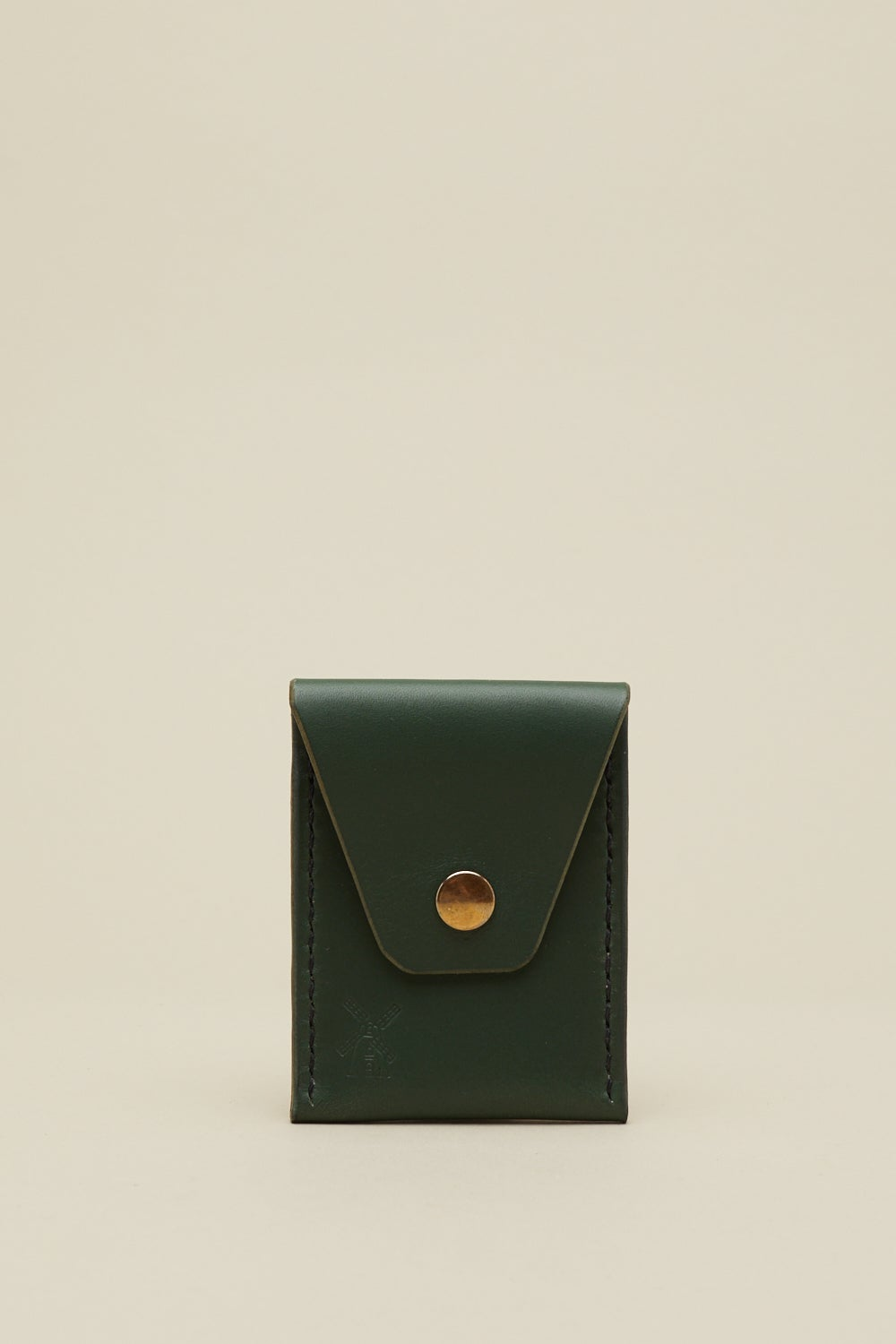 Image of Card Pouch in Racing Green