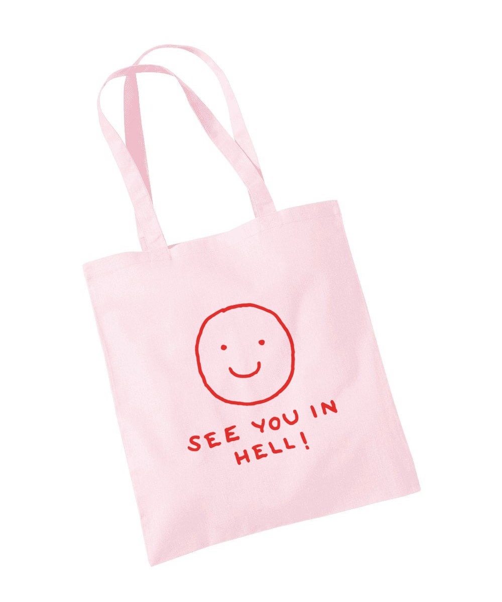 Image of See You Hell! Tote Bag