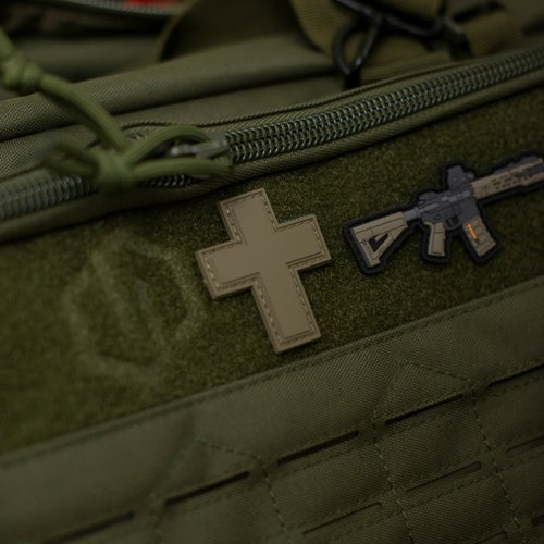 Image of Cross Series: Ranger Green Patch