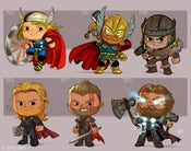 Image of Evolution of Thor