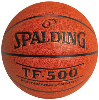 Image of Spalding Composite TF-500 Basketball