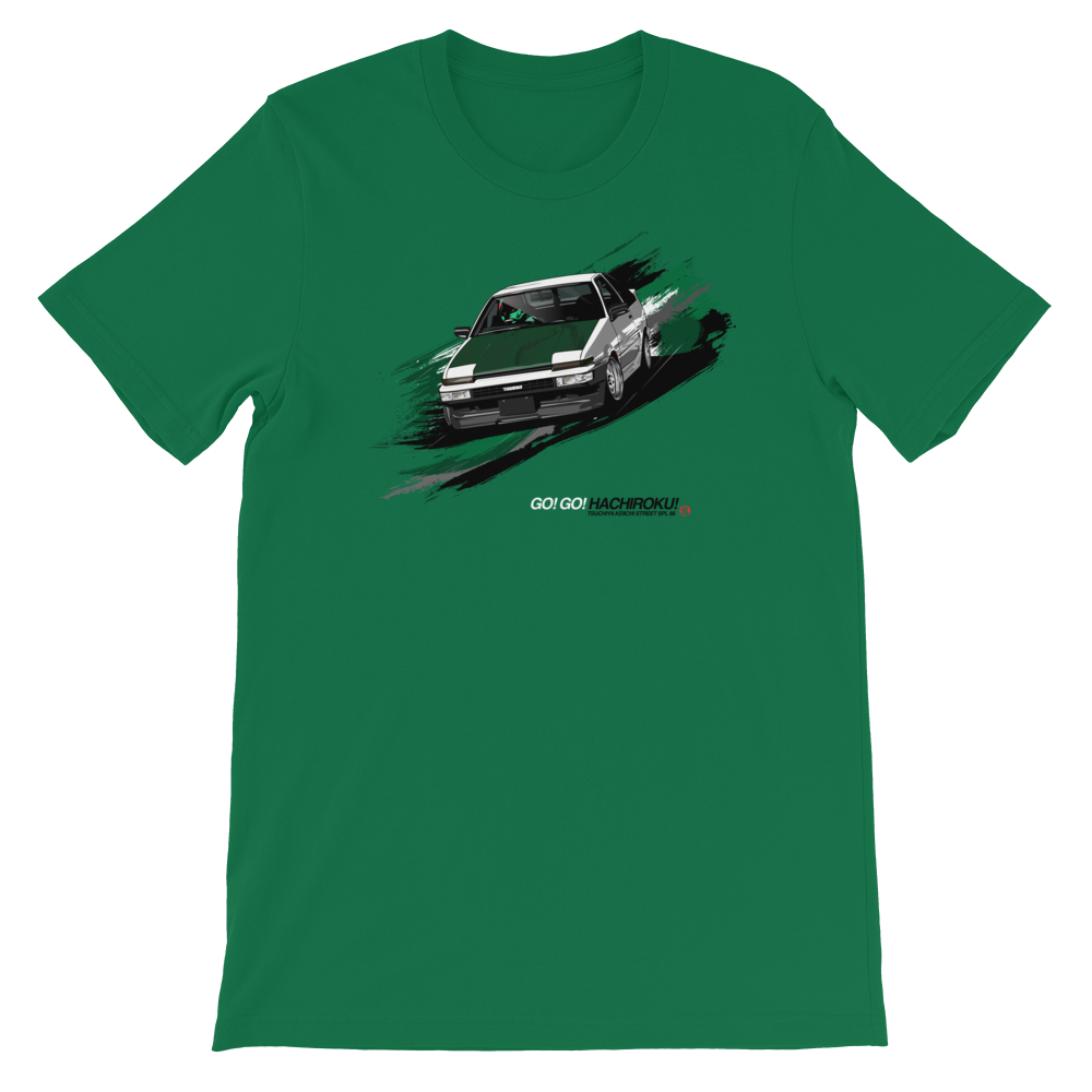 "Image of 5586 ""KEIICHI ART OF DRIFT"" T Shirt"