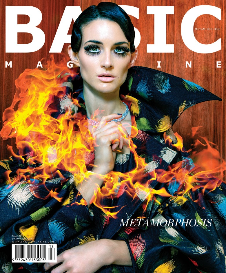 Image of BASIC  METAMORPHOSIS Cover || METAMORPHOSIS Issue 12