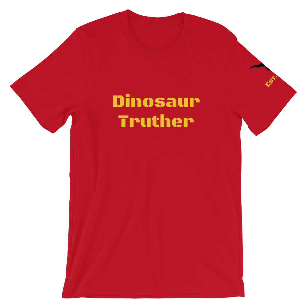 Image of Dinosaur Truther Comfy T