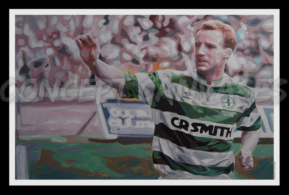 Image of 'God Bless Our Tommy' A3 Print